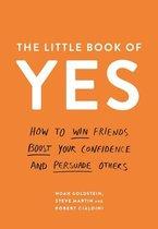 Boek cover The Little Book of Yes van Noah Goldstein (Onbekend)