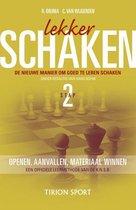 Lekker Schaken / Stap 2 Openen/Aanvallen/Materiaal Winnen