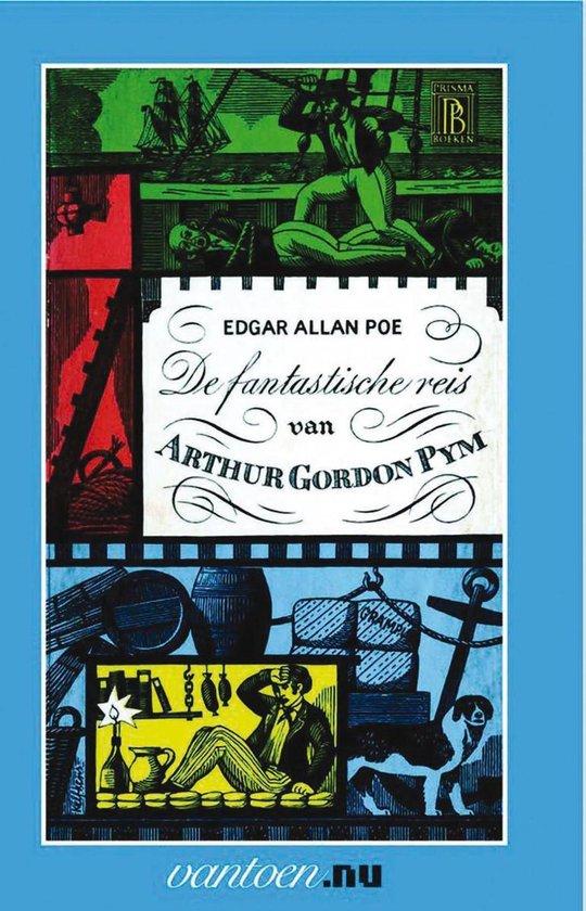 De fantastische reis van Arthur Gordon Pijm - Edgar Allan Poe pdf epub