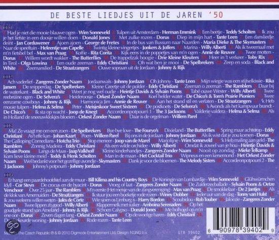 100 Hollandse Hits Van Toen - various artists
