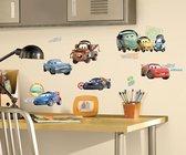 RoomMates Disney Cars - Muurstickers - Multi
