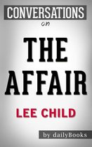 Omslag Conversations on The Affair: A Jack Reacher By Lee Child
