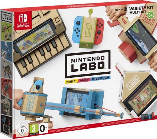 Nintendo Labo: Variety Kit (Nintendo Switch)