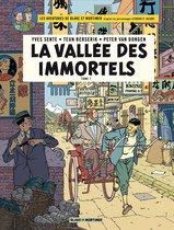 Blake et mortimer Hc25. la vallée des immortels (franstalig)