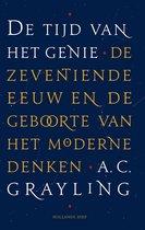 Boek cover De tijd van het genie van A.C. Grayling (Onbekend)