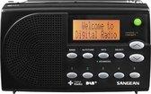 Sangean DPR-65 DAB+ - Draagbare Radio � Zwart