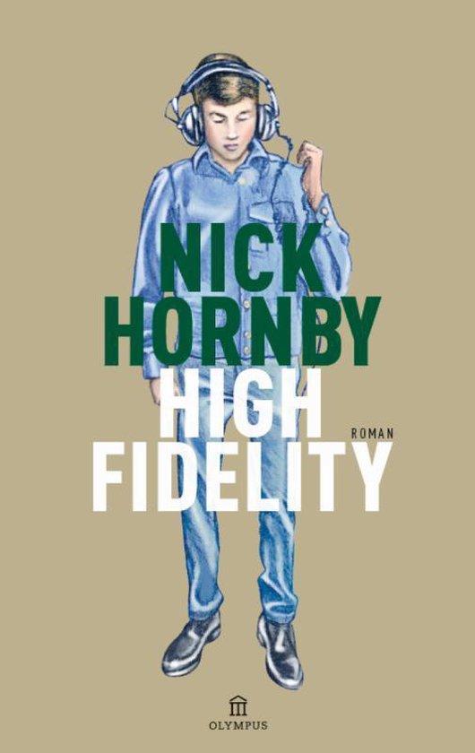 High fidelity - Nick Hornby |