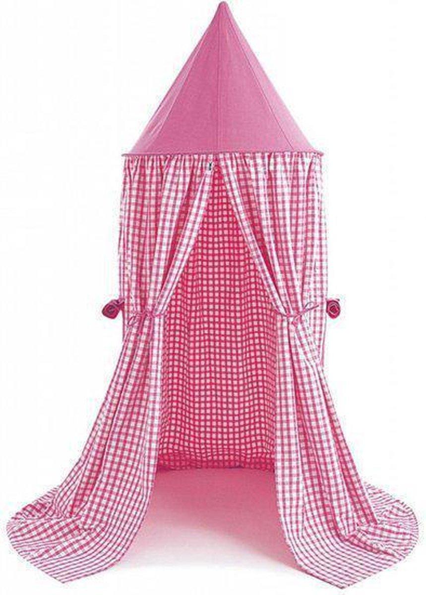 Win Green Speel Hangtent Roze (Wingreen Hanging Tents)