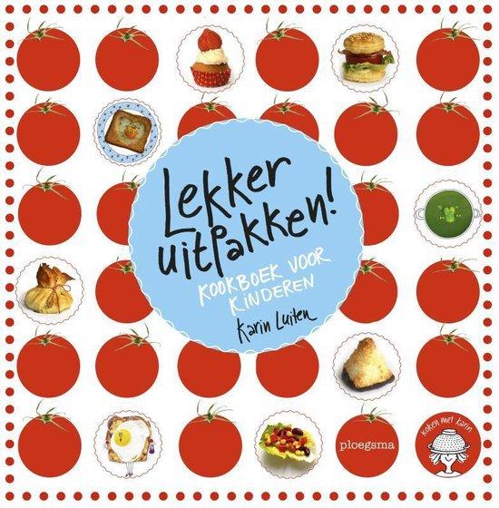 Boek cover Lekker uitpakken van Karin Luiten
