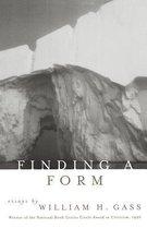 Omslag Finding a Form