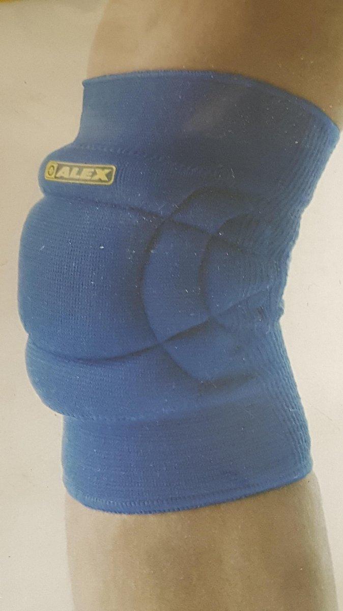 Alex - Kniebeschermers Maat XL