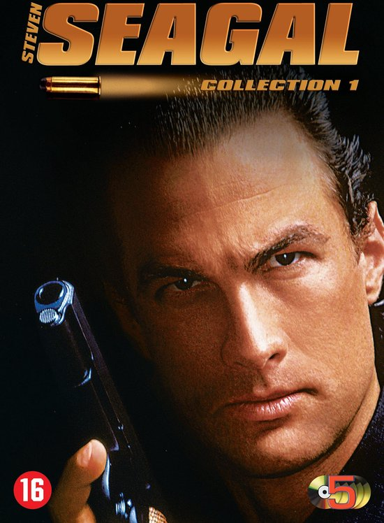 Cover van de film 'Steven Seagal Collection 1'