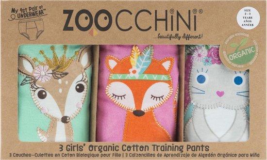 Product: Zoocchini oefenbroekjes girl Woodland Princesses 3-4 jaar, van het merk Zoocchini