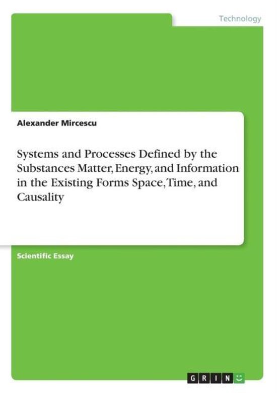 Systems and Processes Defined by the Sub
