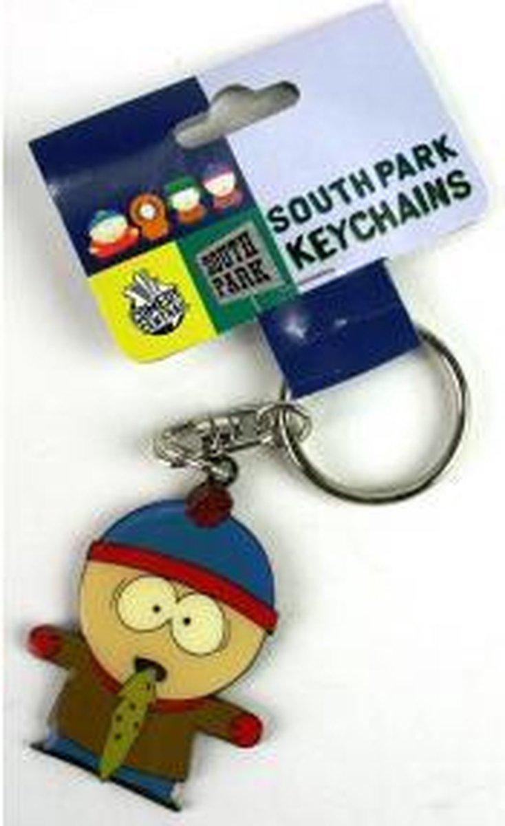 South Park Tas / Sleutelhanger Stan Marsh Metaal 5cm - South Park