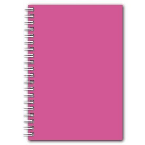 Neon Pink Jelly Journal