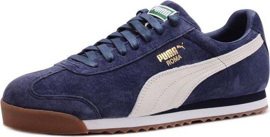 bol.com | Puma Roma Gents Peacoat Blauwe Sneakers ...