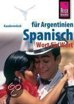 Kauderwelsch Sprachführer Spanisch für Argentinien - Wort für Wort