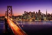 Canvas San Francisco Bay Bridge