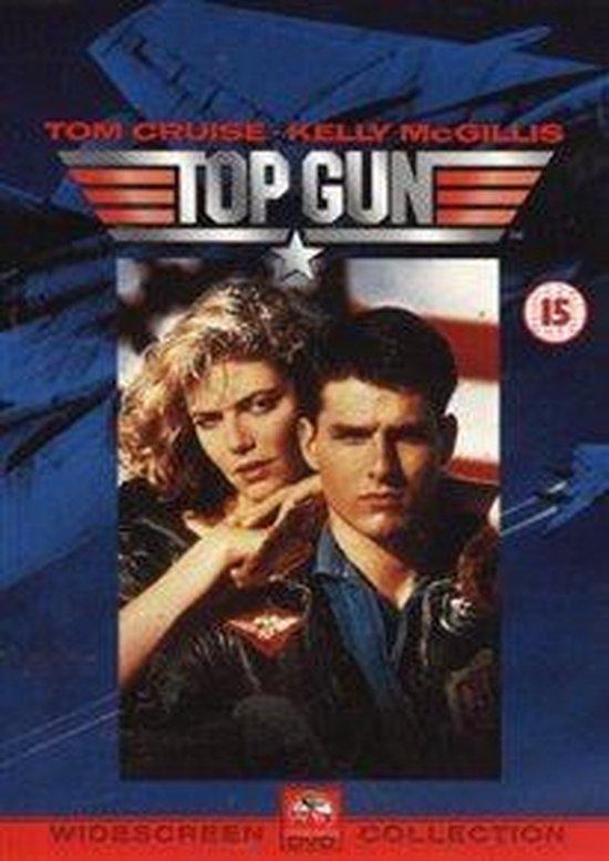 Cover van de film 'Top Gun'