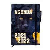 National Geographic Junior Schoolagenda 2021-2022   Zwart