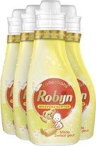 Robijn Collections Zwitsal Wasverzachter - 4 x 30 wasbeurten - Voordeelverpakking