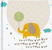 Goldbuch insteekalbum Little Dreams Olifant 200 foto's 10x15 cm - Wit