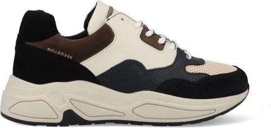 Bullboxer Sneakers 295016E5C_NAVY Beige / Blauw-39