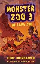 Monster Zoo 3 -   De Lava Zoo