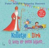 Kolletje en Dirk  -   O, kom er eens kijken & O, dennenboom - omkeerboek