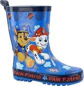 PAW Patrol Kinderen Kobalt blauwe Paw Patrol regenlaars - Maat 26