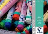 Van Gogh pastel papier - wit - FSC mix
