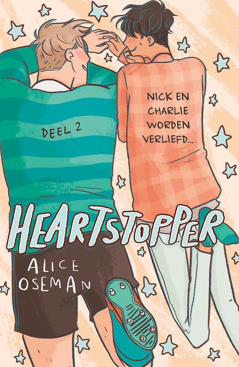 Heartstopper 2 - Nick en Charlie worden verliefd...