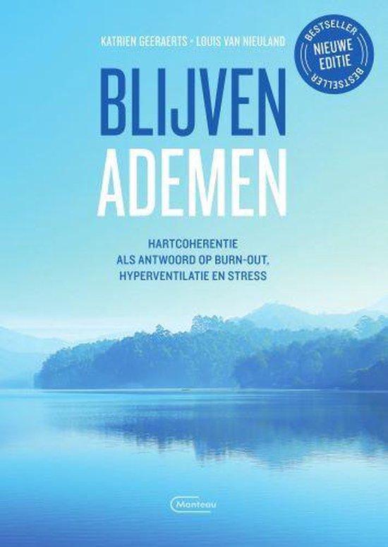 Boek cover Blijven ademen van Katrien Geeraerts (Paperback)