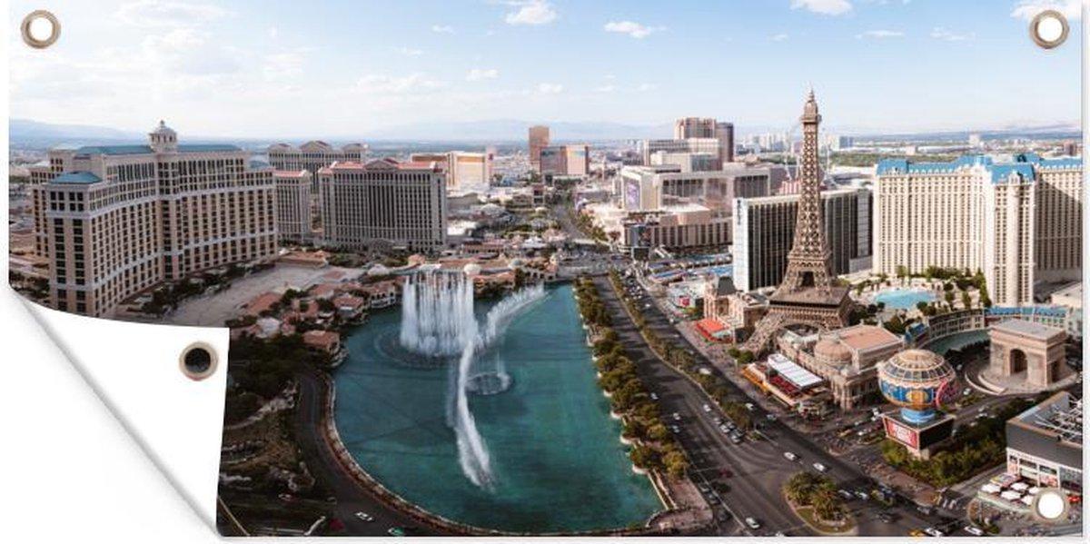 Fontein - Las Vegas - Wolken 120x60 cm