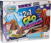 Weird Science 2-in-1 Geo Experimentenset