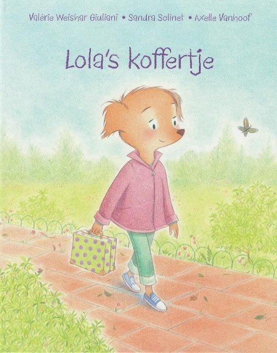 Lola's koffertje - Valérie Weishar Giuliani |