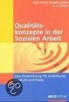 Boek cover Qualitätskonzepte in der Sozialen Arbeit van