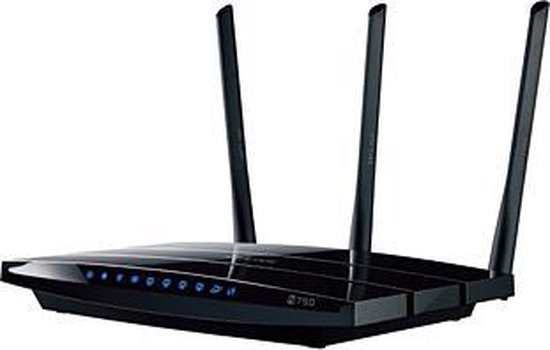 TP-LINK TL-WDR4300-N750 draadloze dual-band gigabit router