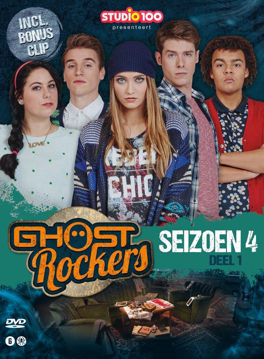 bol.com | Ghost Rockers - Seizoen 4 Deel 1 (Dvd)