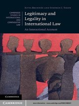 Omslag Legitimacy and Legality in International Law