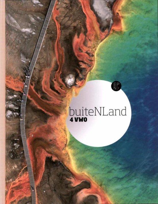 buiteNLand/ 4 vwo / deel Leerboek - Teunis Bloothoofd  