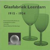 Glasfabriek Leerdam 1915-1934