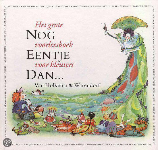 Boek cover Nog Eentje Dan... van Marianne Busser (Hardcover)