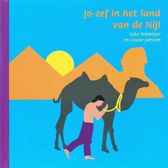 Jozef in het land van de nijl - Geke Niemeijer |