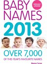 Baby Names 2013