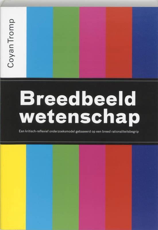 Boek cover Breedbeeld wetenschap van J.C. Tromp (Paperback)