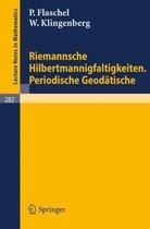 Riemannsche Hilbertmannigfaltigkeiten. Periodische Geodatische