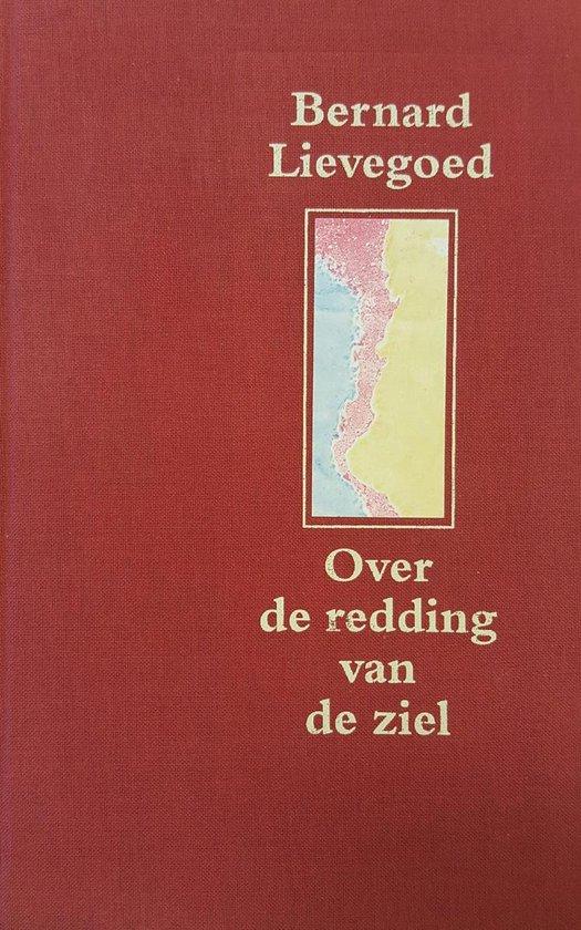 Boek cover Over de redding van de ziel van Bernard Lievegoed (Hardcover)