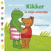 Boek cover Kikker is mijn vriendje van Max Velthuijs